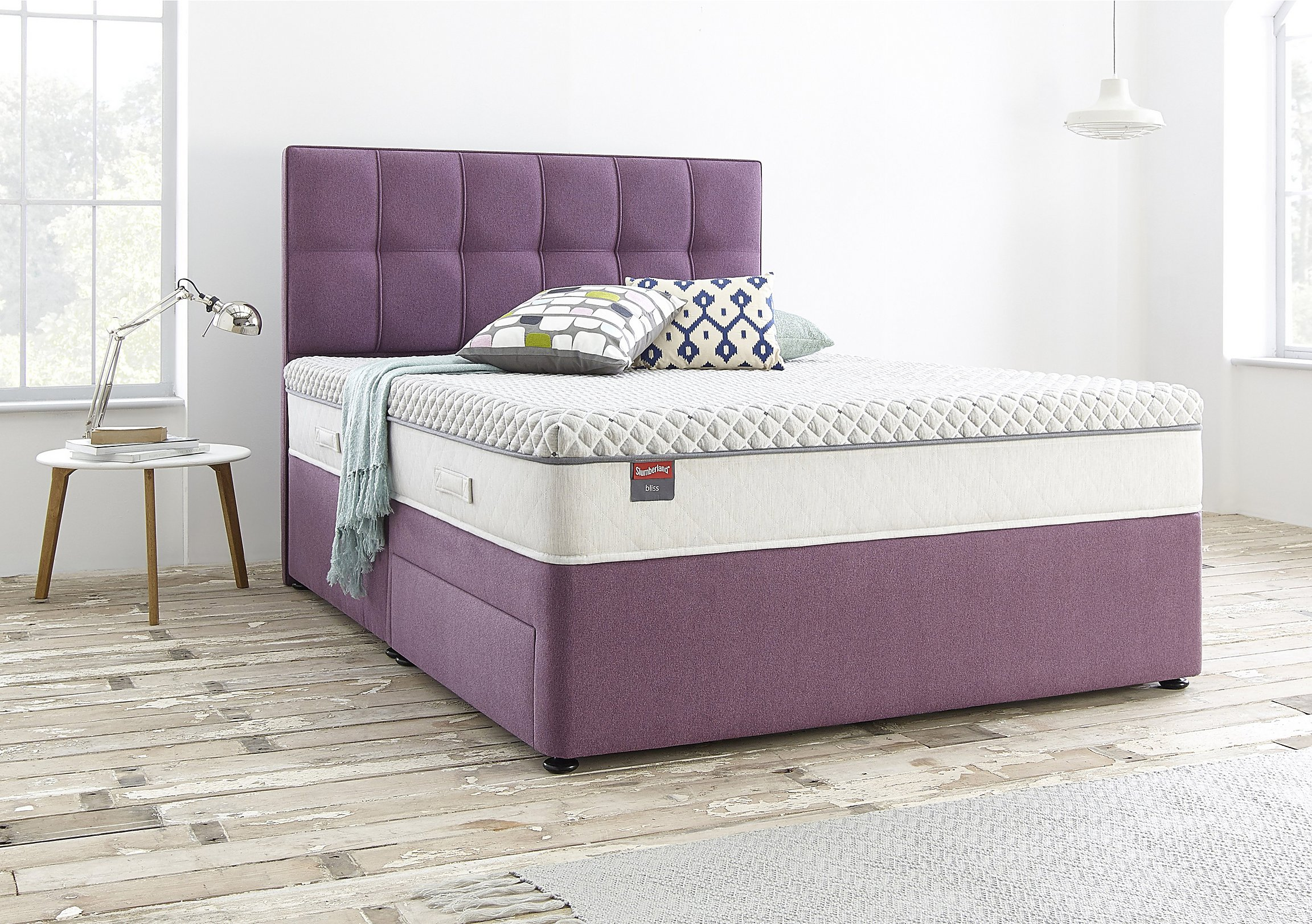 fulham beds slumberland bed