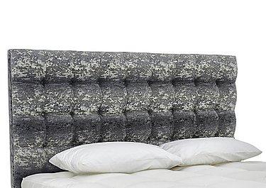 Fortnum Headboard in 7402-98101 Baroque Silver on Furniture Village