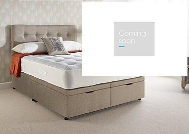 Myerpaedic Ortho Pocket 1000 Ottoman Bed with Mattress in  on Furniture Village