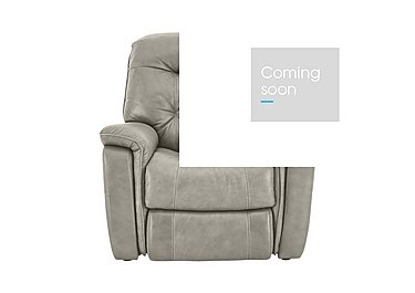 Seattle Swivel Rocker Armchair with Battery Recliner - Only One Left! in Nc-946b Feather Grey-See Comm on Furniture Village