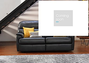 Watson 2 Seater Leather Recliner Sofa in  on Furniture Village