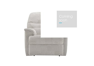 Watson Fabric Recliner Armchair in C008 Checkers Putty on Furniture Village