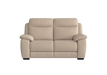 Starlight Express 2 Seater Fabric Recliner Sofa in Bfa-Blj-R20 Bisque on Furniture Village