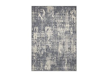 Gleam Rug in Slate on Furniture Village