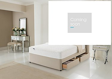 Miracoil Serenity Memory Divan Set in  on Furniture Village