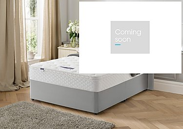 Miracoil Serenity Memory Cushion Top Divan Set in  on Furniture Village