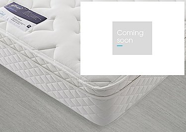 Miracoil Serenity Memory Cushion Top Mattress in  on Furniture Village