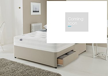 Mirapocket Serenity 1000 Divan Set in  on Furniture Village