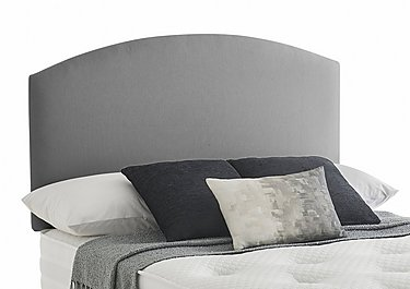 Selene Headboard in Slate Grey on Furniture Village