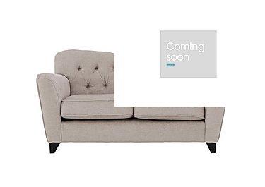 Viola 2 Seater Fabric Sofa in Pharaoh Mink Dark Antique on Furniture Village