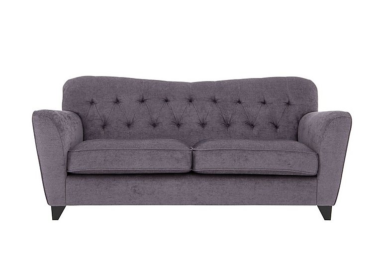 Attirant Viola 3 Seater Fabric Sofa