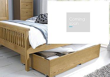 Eva High Footend Bed Frame in  on Furniture Village