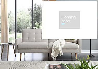 Sacha Fabric Sofa Bed in  on Furniture Village