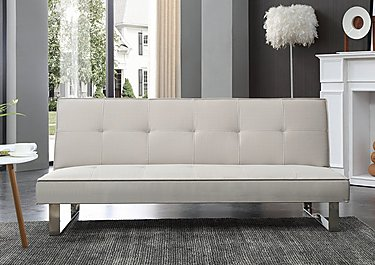 Noelle Fabric Sofa Bed in  on Furniture Village