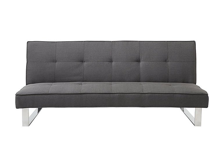 Noelle Fabric Sofa Bed in Charcoal on Furniture Village
