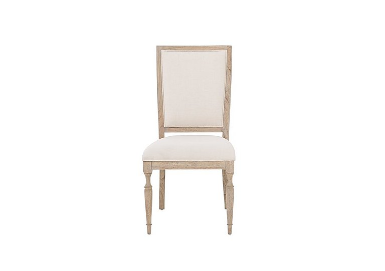Riviera Side Chair in One Colour on Furniture Village