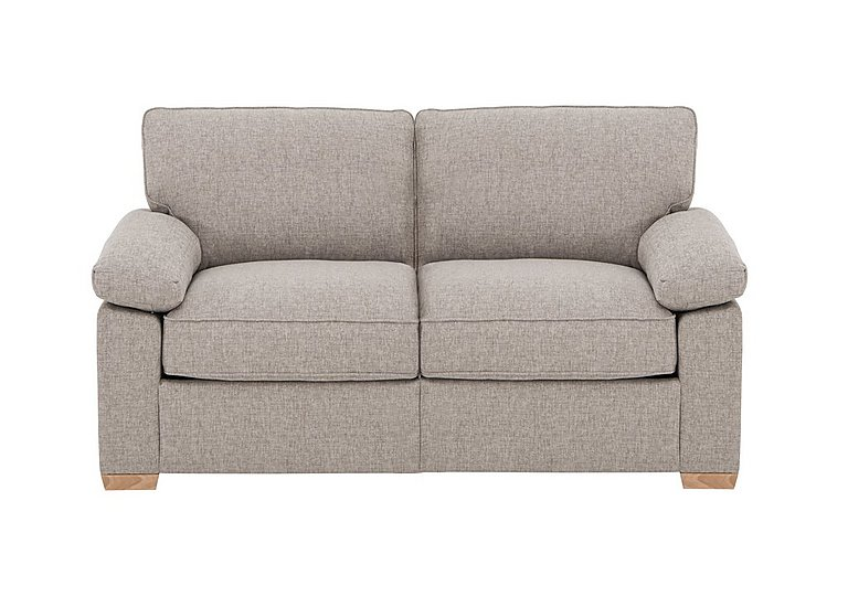The Weekender Drift 2 Seater Fabric Sofa Bed in Alfa Natural Lt on Furniture Village