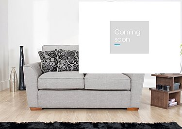 The Weekender Fable 3 Seater Fabric Sofa Bed in  on Furniture Village
