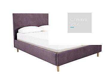 Fizz Bed Frame in Matrix 13 Purple on Furniture Village