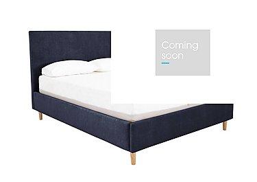 Fizz Bed Frame in Matrix 14 Marine on Furniture Village