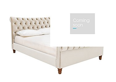 Sophia King Size Bed Frame in  on Furniture Village