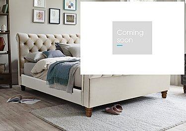 Sophia King Size Bed Frame in  on Furniture Village