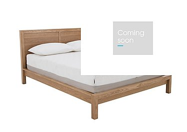 Luna Double Bed Frame in  on Furniture Village