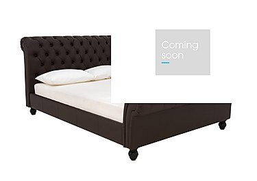 Dakota King Size Bed Frame in  on Furniture Village