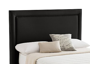 Parla Headboard in Ebony on Furniture Village