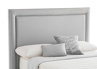 Parla Headboard in Slate Grey on Furniture Village