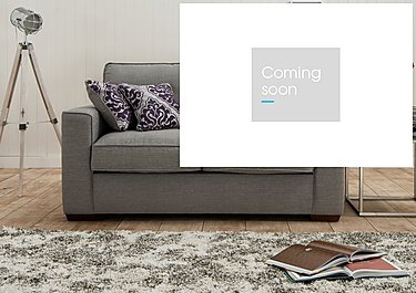 The Weekender Dune 2 Seater Fabric Sofa Bed in  on Furniture Village