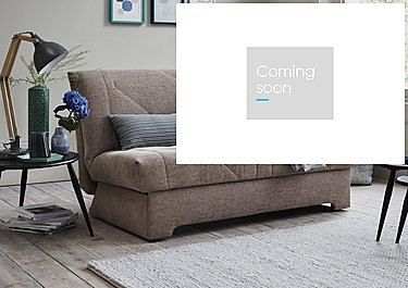 Aztec Fabric Sofa Bed Chair in  on Furniture Village