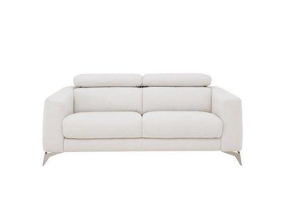 Flavio 2 Seater Fabric Sofa