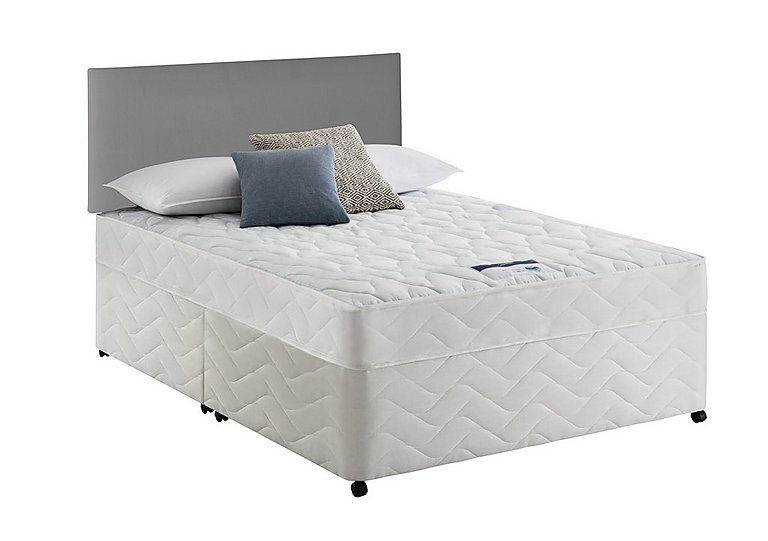 Miracoil Serenity Microquilt Divan Set in  on Furniture Village