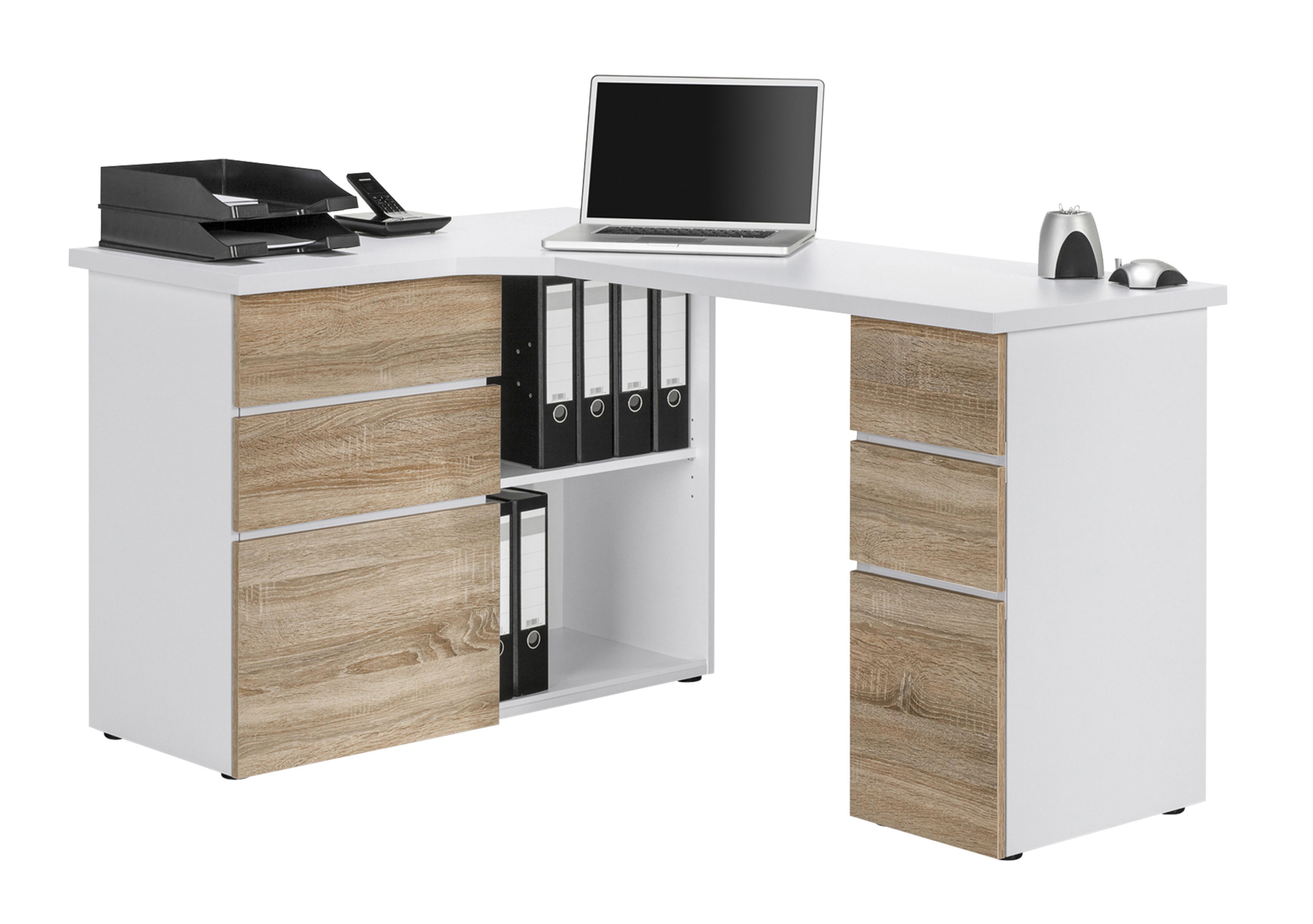office desk computer. Save £30. South Street Fulton Computer Desk Office