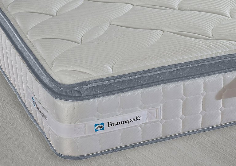 Sealy 1400 Latex Mattress in Pewter on Furniture Village