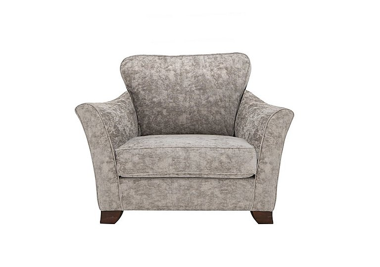 Genial Annalise II Fabric Snuggle Chair