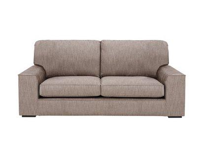 The Avenue Collection 5th Avenue 3 Seater Fabric Sofa Furniture