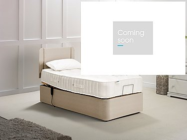 All Seasons Adjustable Bed in  on Furniture Village