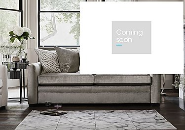 The Prestige Collection Bayswater 3 Seater Fabric Pillow Back Sofa in  on Furniture Village