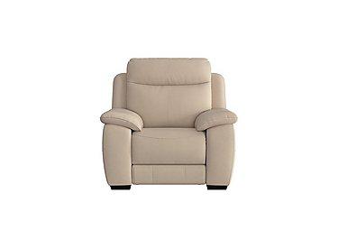 Starlight Express Fabric Recliner Armchair in Bfa-Blj-R20 Bisque on Furniture Village