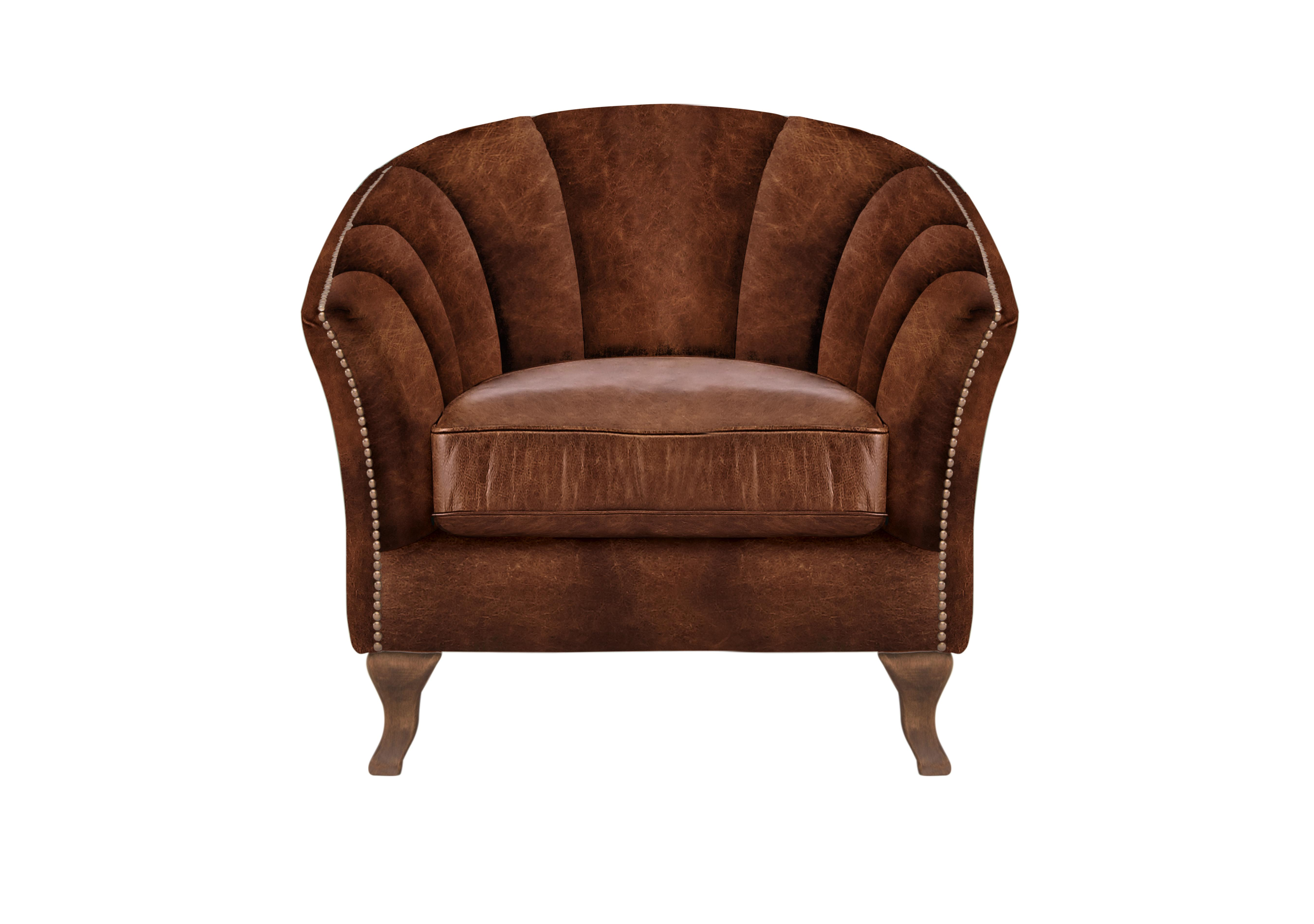 Save £300. Alexander And James New Romance Betsy Leather Armchair