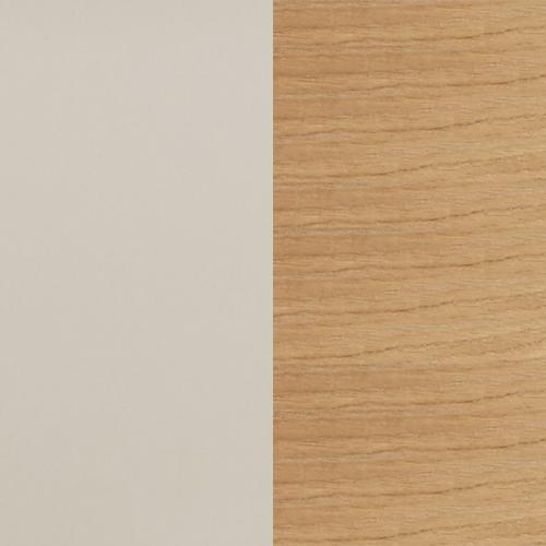 Light Grey/Natural Oak