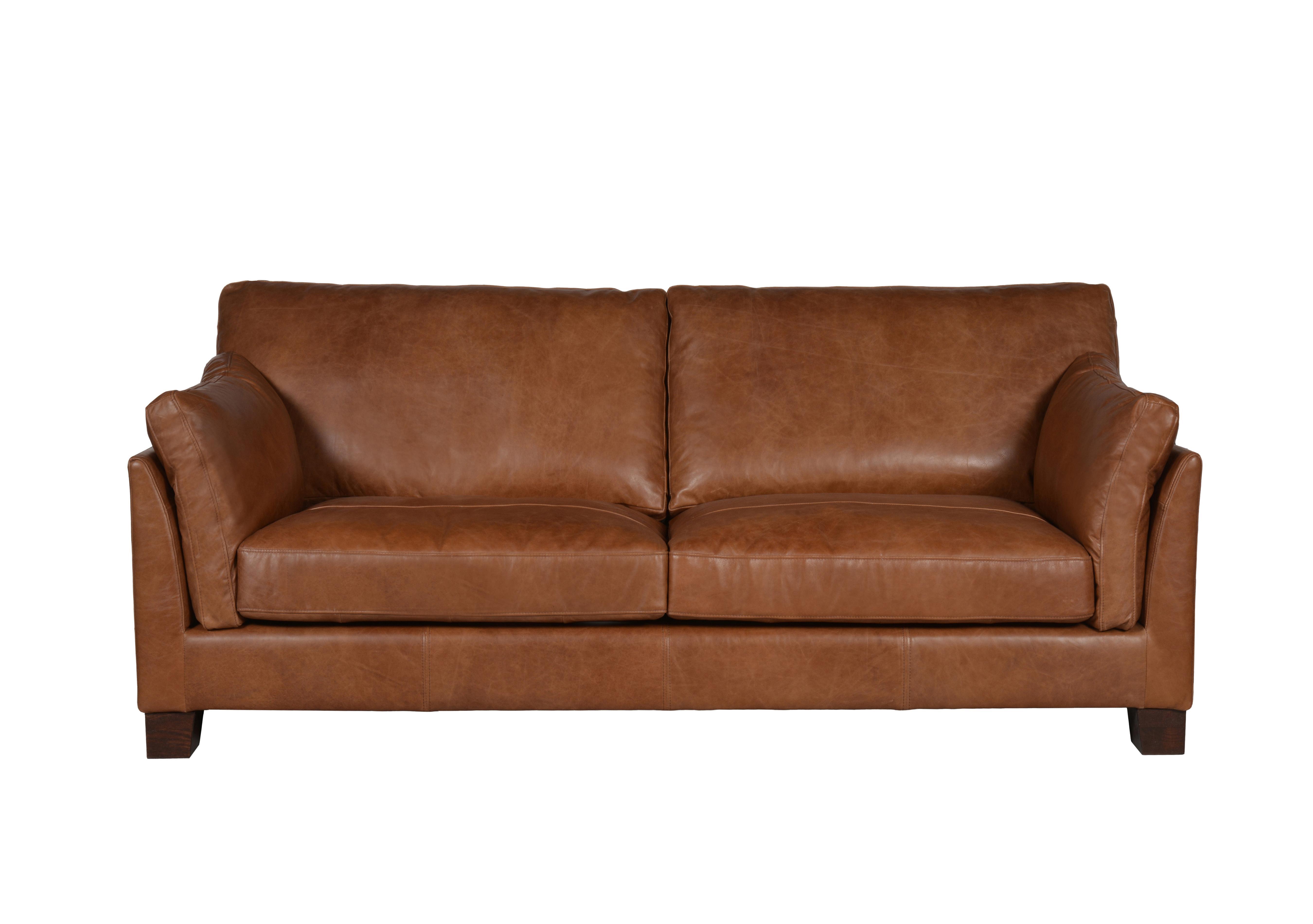 Hillcroft 2 Seater Leather Sofa Halo Furniture Village