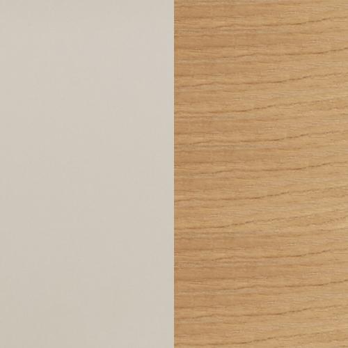 Light Grey/Natural Oak