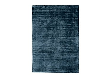 Marlow Rug in Teal on Furniture Village