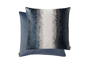 Phoebe Cushion in Navy on Furniture Village