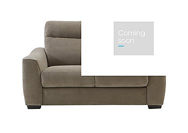 Paloma 2 Seater Fabric Sofa - Only One Left! in Grd R39 Cocoa on Furniture Village