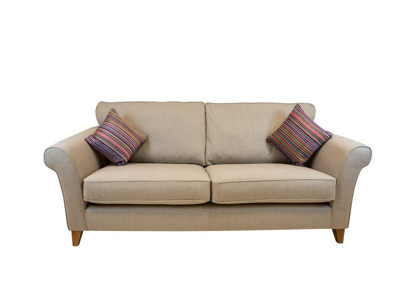 High Street Collection Regent Street 4 Seater Fabric Sofa ...