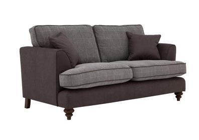 Ayr 3 Seater Fabric Sofa Furniture Village